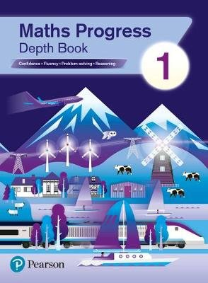 Maths Progress Depth Book 1 - Second Edition (Paperback, 2nd School edition): Julian Gilbey, Katherine Pate, Naomi Norman