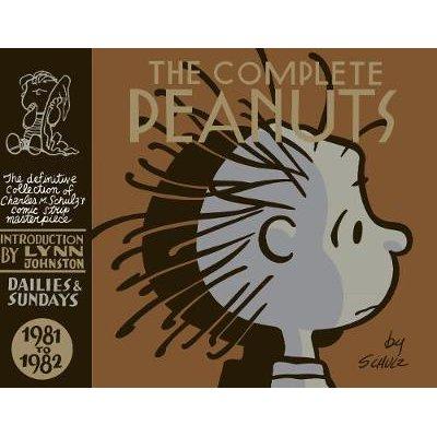 The Complete Peanuts 1981-1982 - Volume 16 (Hardcover, Main): Lynn Johnston