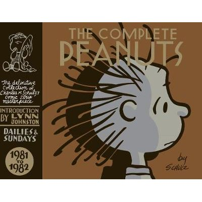 The Complete Peanuts 1981-1982 - Volume 16 (Hardcover, Main): Charles M Schulz