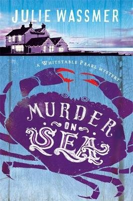 Murder-On-Sea (Hardcover): Julie Wassmer
