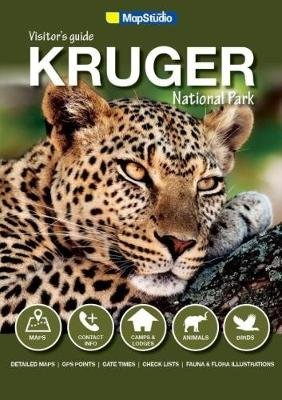 Visitor's guide Kruger National Park (Paperback, 3rd ed): Map Studio