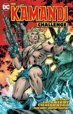 Kamandi Challenge (Paperback): Tom King, Bill Willingham