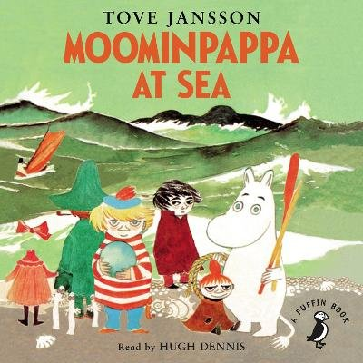 Moominpappa at Sea (Standard format, CD, Unabridged Edition): Tove Jansson