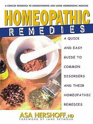 Homeopathic Remedies (Electronic book text): Asa Hershoff