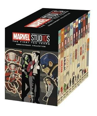 Marvel Studios: The First Ten Years Anniversary Collection (Paperback, Boxed set): Marvel