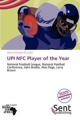 Upi Nfc Player of the Year (Paperback): Mariam Chandra Gitta
