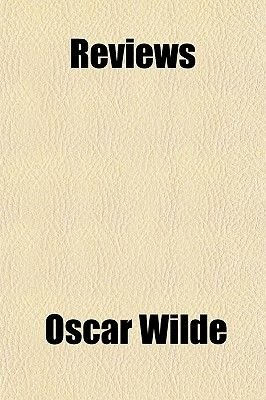 Reviews (Paperback): Oscar Wilde
