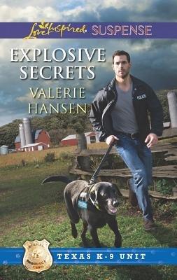 Explosive Secrets (Paperback): Valerie Hansen