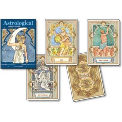 Astrological Oracle Cards (Cards): Lunaea Weatherstone: 9788865271421   Books   Buy online in ...
