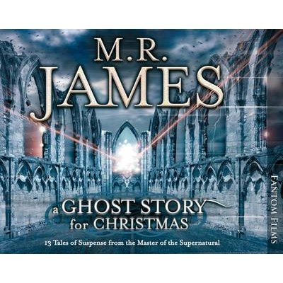 M.R. James - A Ghost Story for Christmas (CD): M. R James