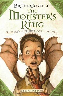 The Monster's Ring (Electronic book text): Bruce Coville