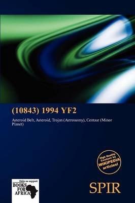 (10843) 1994 Yf2 (Paperback): Antigone Fernande