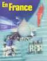 En France (French, Paperback): Duncan Sidwell