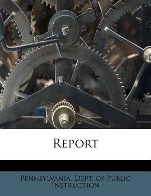 Report (Paperback):