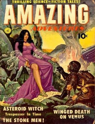 The Asteroid Witch - Comicbook (Electronic book text): Gary Wheeler