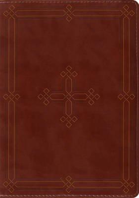 ESV Study Bible (Leather / fine binding):