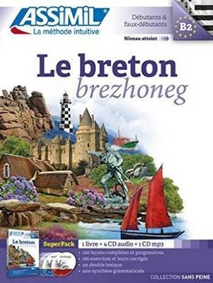 Breton Superpack (French, Mixed media product): Divi Kervella