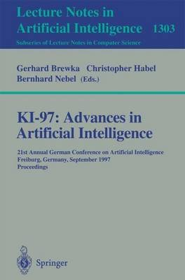 KI-97: Advances in Artificial Intelligence - 21st Annual German Conference on Artificial Intelligence, Freiburg, Germany,...