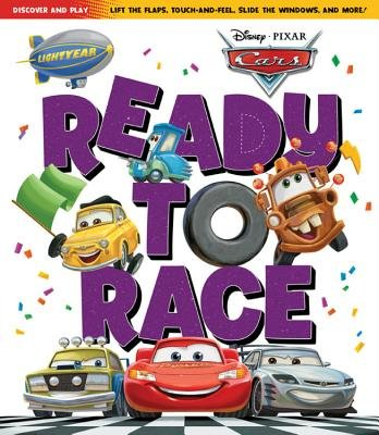 Ready to Race (Board book): Lara Bergen