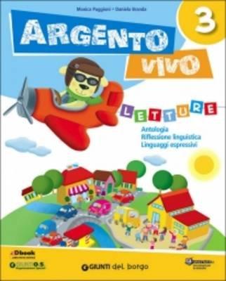 Argento Vivo - Argento Vivo 3 - Letture (Italian, Paperback):