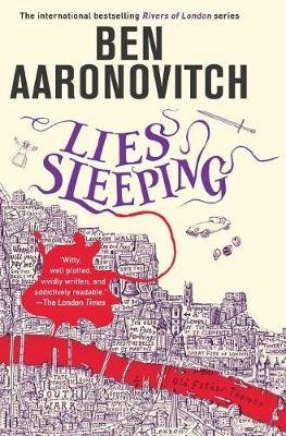 Lies Sleeping - Rivers Of London: Book 7 (Hardcover): Ben Aaronovitch