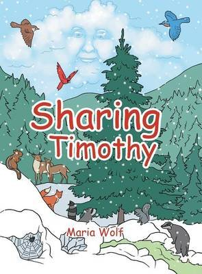 Sharing Timothy (Hardcover): Maria Wolf