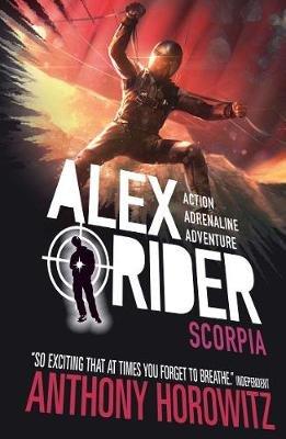 Scorpia (Paperback): Anthony Horowitz