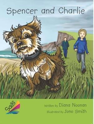 Rigby Reading Sails - Leveled Reader Emerald Grades 4-5 Book 10: Spencer and Charlie (Paperback): Diana Noonan
