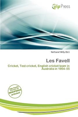 Les Favell (Paperback): Nethanel Willy