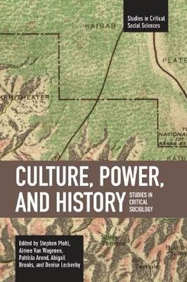 Culture, Power, And History - Studies in Critical Social Sciences, Volume 4 (Paperback): Stephen J. Pfohl