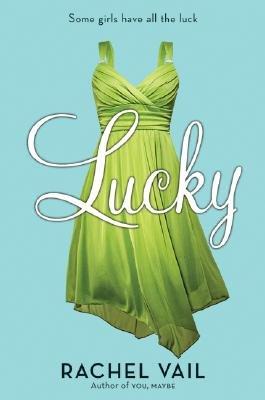Lucky (Hardcover): Rachel Vail