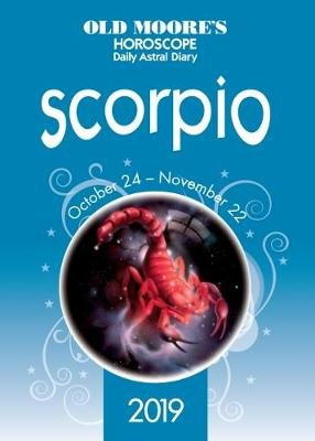 Old Moore's Horoscope 2019: Scorpio (Paperback): Francis Moore