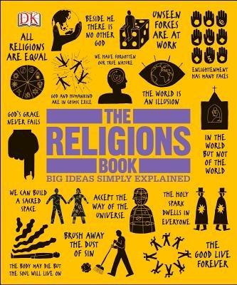 The Religions Book (Hardcover): Gareth Jones, Georgina Palffy