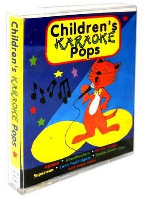 Children's Karaoke Pops (Audio cassette): CRS Records