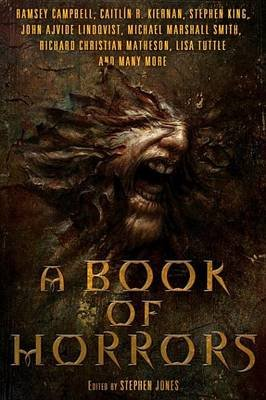 A Book of Horrors (Electronic book text): Stephen Jones