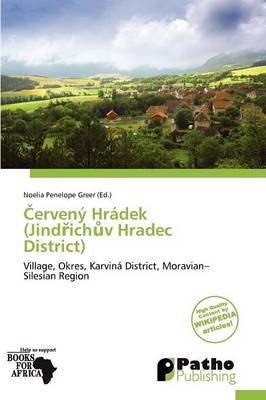 Erven HR Dek (Jind Ich V Hradec District) (Paperback): Noelia Penelope Greer