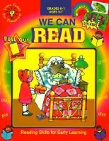 We Can Read-Workbook (Paperback): Beth A Wise, Amy Levin