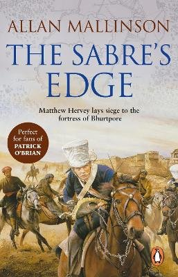 The Sabre's Edge - (Matthew Hervey 5) (Electronic book text): Allan Mallinson