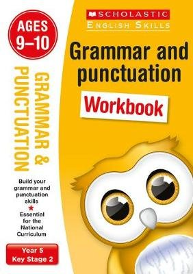 Grammar and Punctuation Year 5 Workbook (Paperback): Paul Hollin