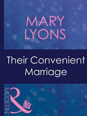 Their Convenient Marriage (Electronic book text, ePub First