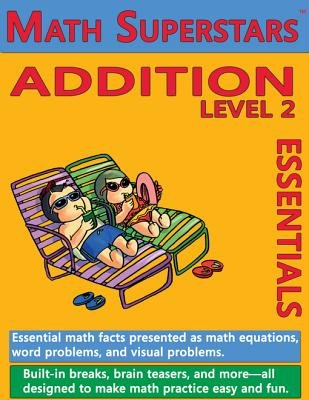 Math Superstars Addition Level 2 - Multi-Touch Edition (Electronic book text): William Robert Stanek