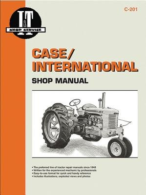 Case Shop Manual C-201 (Paperback): Penton