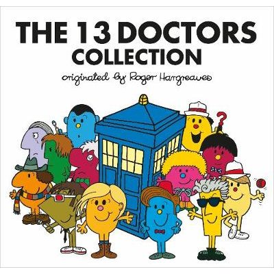 Doctor Who: The 13 Doctors Collection (Paperback): Adam Hargreaves