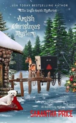 amish christmas mystery paperback samantha price - Christmas Mystery Books