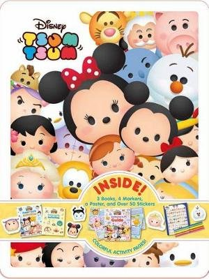 Disney Tsum Tsum Happy Tin (Paperback): Parragon Books Ltd