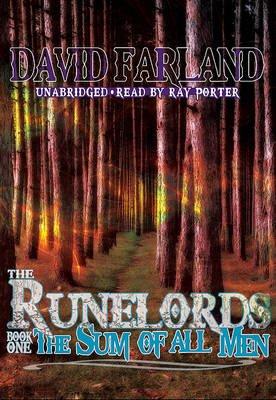 The Sum of All Men (Audio cassette): David Farland