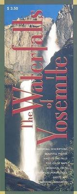 The Waterfalls of Yosemite (Paperback): Steven Medley