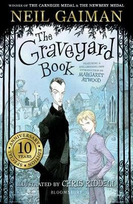 The Graveyard Book (Paperback, 10th Anniversary Edition): Neil Gaiman