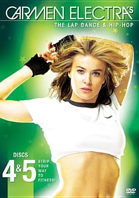 Carmen Electra's the Lap Dance & Hip Hop (Region 1 Import DVD):