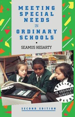 Meeting Special Needs in Ordinary Schools - An Overview (Electronic book text, 2nd ed.): Seamus Hegarty